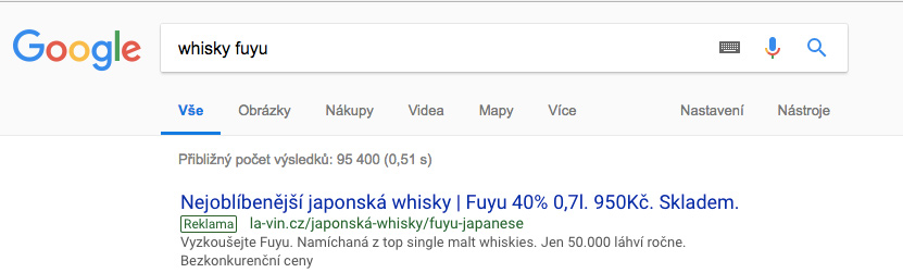 Whiskey fuyu