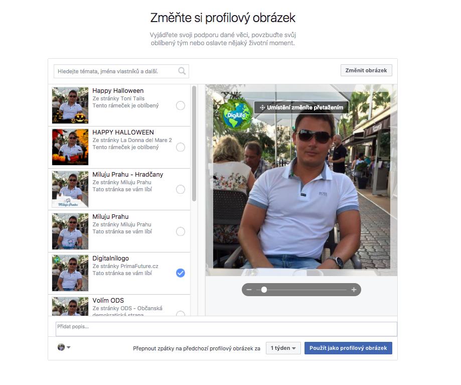 nejlepší online profilové fotky